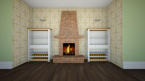 Living Room - Rustic - Living room  - by 18burrj