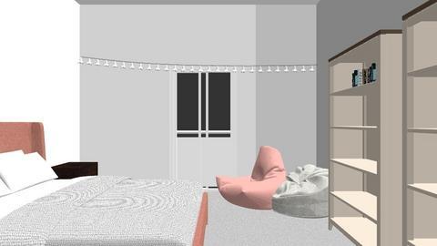 Evas Room - Feminine - Bedroom - by emtobak
