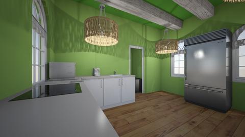 kitchen - Kitchen  - by Lutherowanga