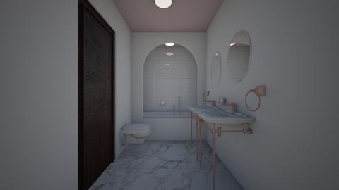 princess rose - Bathroom - by puppyjwoos