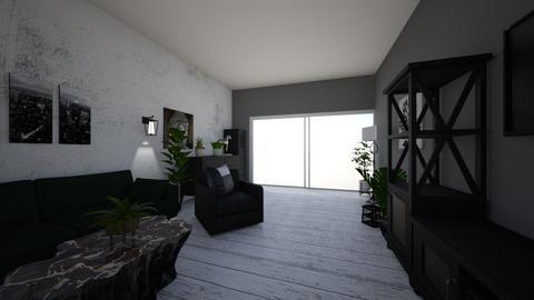 salon - Modern - Living room  - by monek299