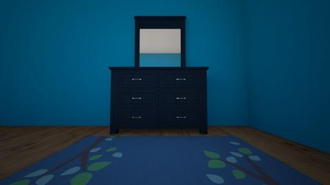 mazra3a room mirror - Kids room  - by Yaso Hinnawi