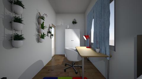 muj p0k0j - Kids room  - by ludmil