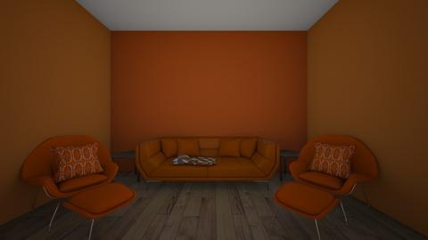 Fall room - Living room  - by Capri Clark