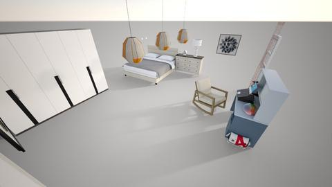 david - Modern - Bedroom  - by qwerty21320210