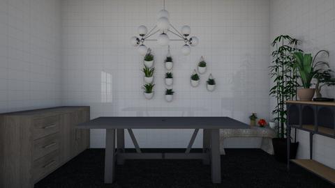 wall pattern - Living room  - by Brady120