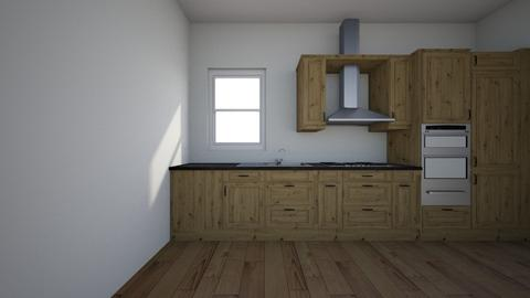 kitchen - by Mary Sutton