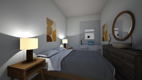bedroom 1 - Bedroom  - by sweethalia