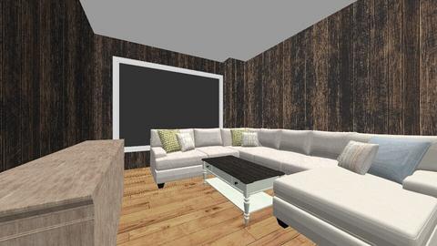 LivingRoom1 - Living room  - by micohen789