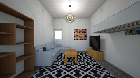living room - Modern - Living room - by hyuihui9