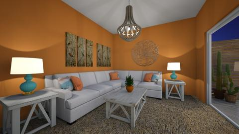 Sitting Room - Classic - Living room - by nicquo40