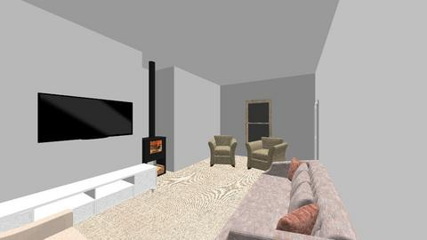 Loddon LR 2ch 2 nd 3 seat - Living room  - by yannapleby