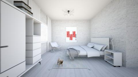 jaci quarto - Bedroom - by leberlatto