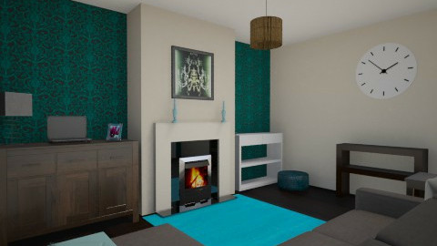 my future room 2 - Glamour - Living room  - by nicklewis