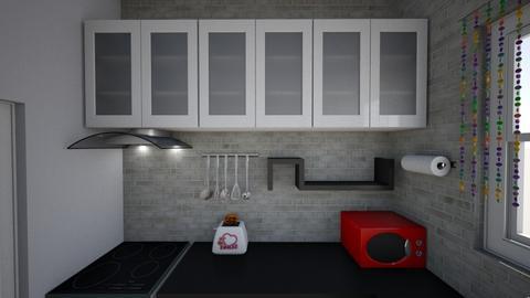 mutfakk 6 - Kitchen  - by filozof