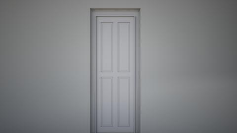 Abigail Christensen - Bedroom  - by achr1890