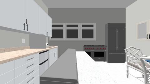 Kitchen - by wavers13