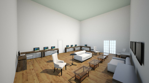 AV Team Office 1 - Minimal - Office  - by IshamJake