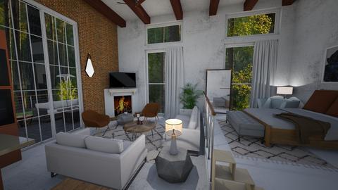 jj - Living room - by jadastratman