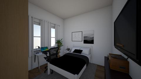 Room 16 - Bedroom  - by tansbip