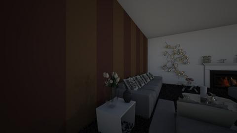 room 3 - Modern - Living room  - by linarose
