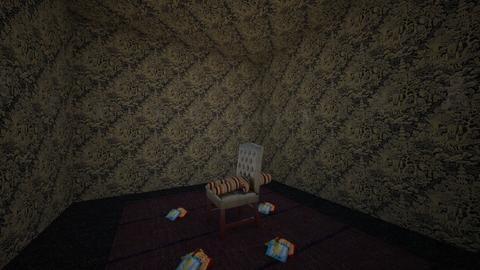 Hotel for children u3u - Kids room  - by Suisheee
