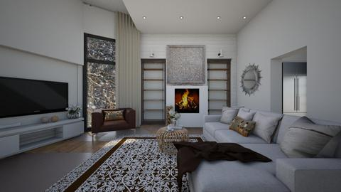 January - Modern - Living room  - by timeandplace