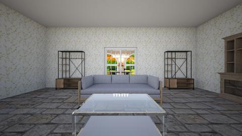 living room - Living room  - by armiller1s