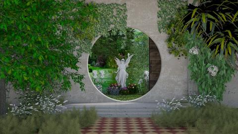 Secret Garden - Garden - by yonvie