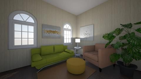 mango room - Living room  - by oliviasissons