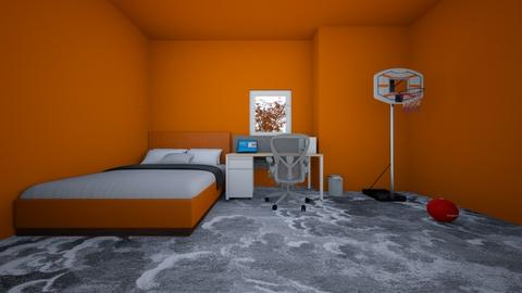Japanese assignment - Bedroom  - by vihaan
