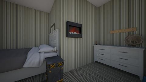 bed room - Bedroom - by Alexstar1234