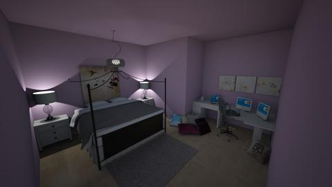 My Dream Room - Bedroom - by Galaxy Warrior