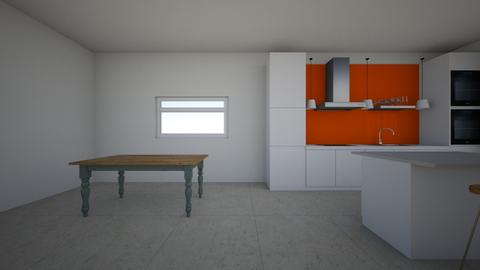 kitchen design  - Kitchen - by llyons