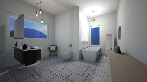 enjoy - Bathroom  - by tessmcquillan