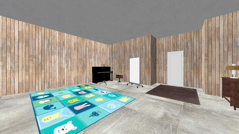 Classroom Design - Office  - by cameron1101