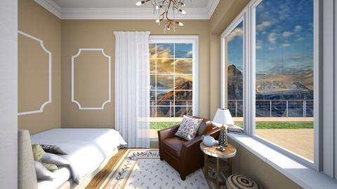 Small bedroom Ch1e - by neumediadesigns