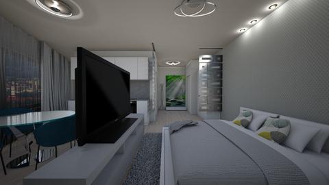 aparthotel - by ioanaMich