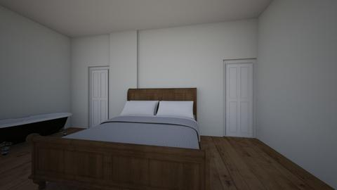 cottage bedroom 1 - Living room  - by Jilleaton