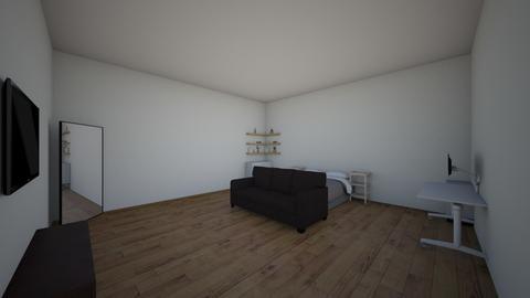 Future bedroom - Vintage - Bedroom  - by shaori