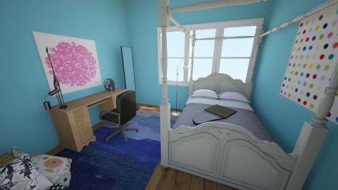 room idea - Bedroom - by aliz0b
