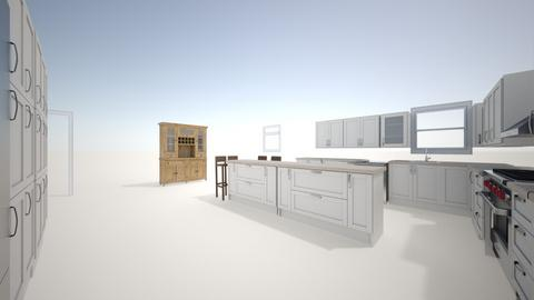 Falldin 4538 Brockbank - Kitchen  - by nataliejeannedesign