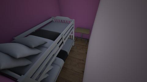 gee - Bedroom  - by YeZeXe