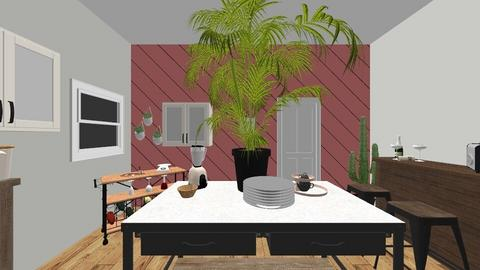 HAUS 3 - Modern - Kitchen - by Claratto