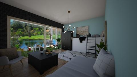 Room with conservatory - Bedroom  - by Meghan White