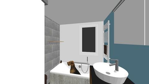 bath5 - Bathroom - by Sokrates