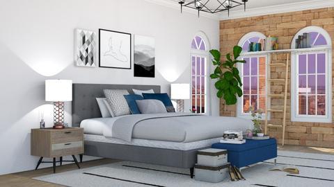 brooklyn - Bedroom - by MarvelGlimmer