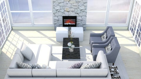 living room - Classic - Living room - by user_5188552