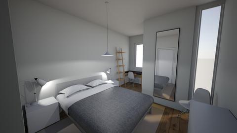 99Rausch - Bedroom - by BrianDenton