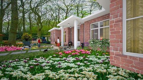 Casa - Garden  - by Maria Helena_215